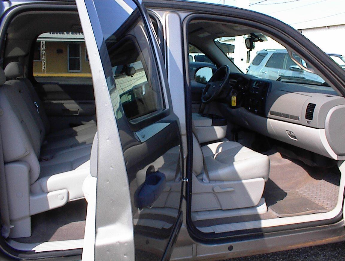 2013 GMC SIERA CREW CAB 2WD (CDS)