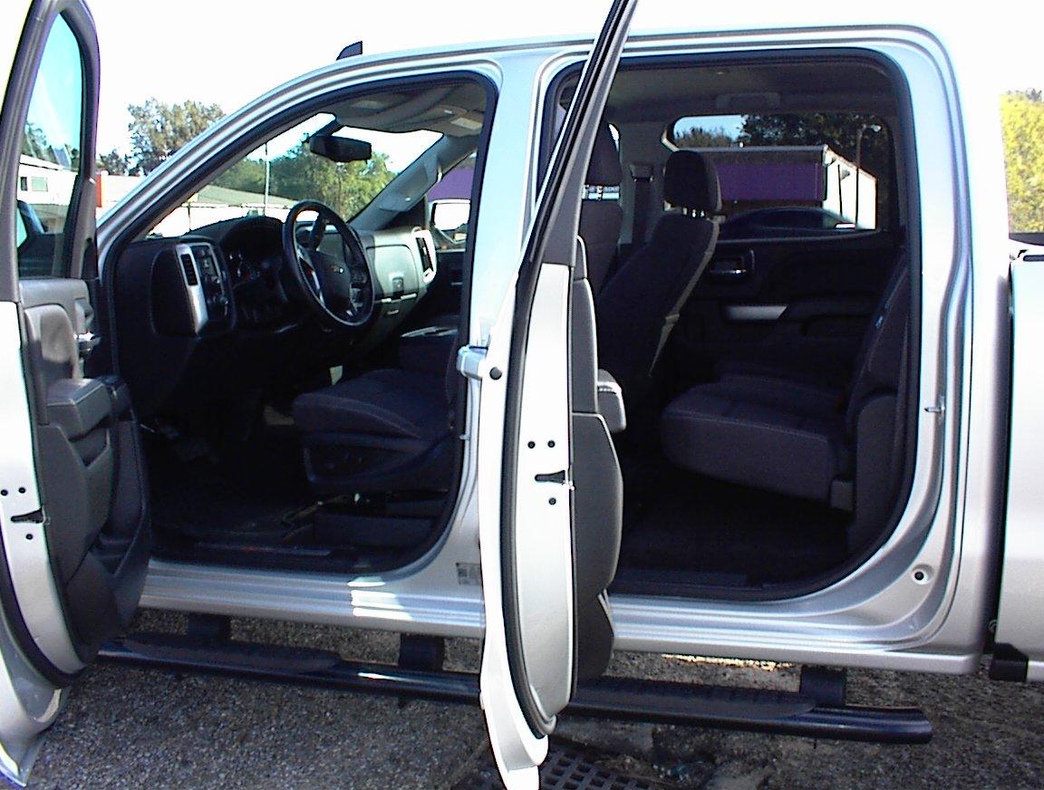 2018 CHEVROLET SILVERADO CREW CAB Z71 (2113)