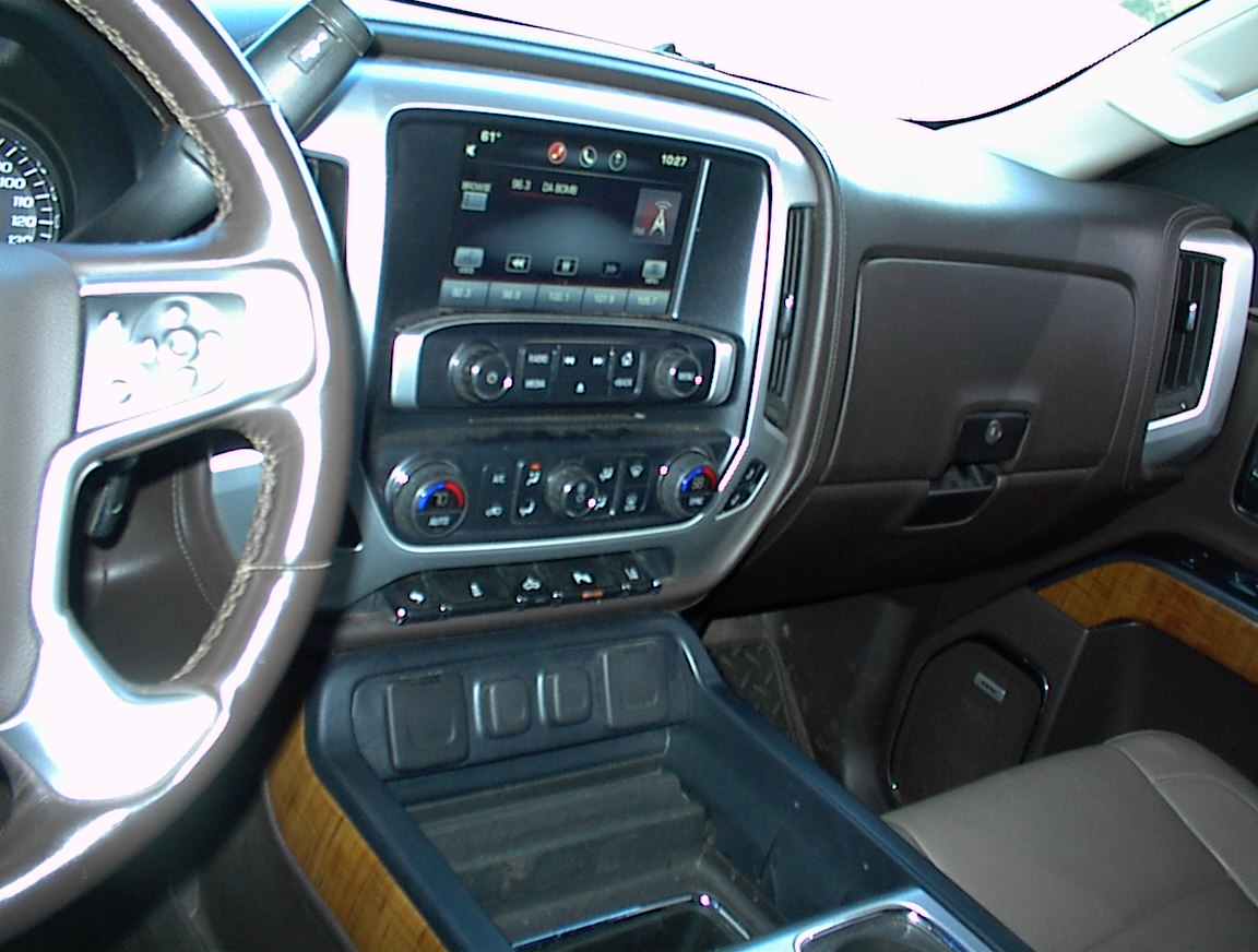 2014 GMC SIERRA SLT CREW CAB Z71 (2081C)