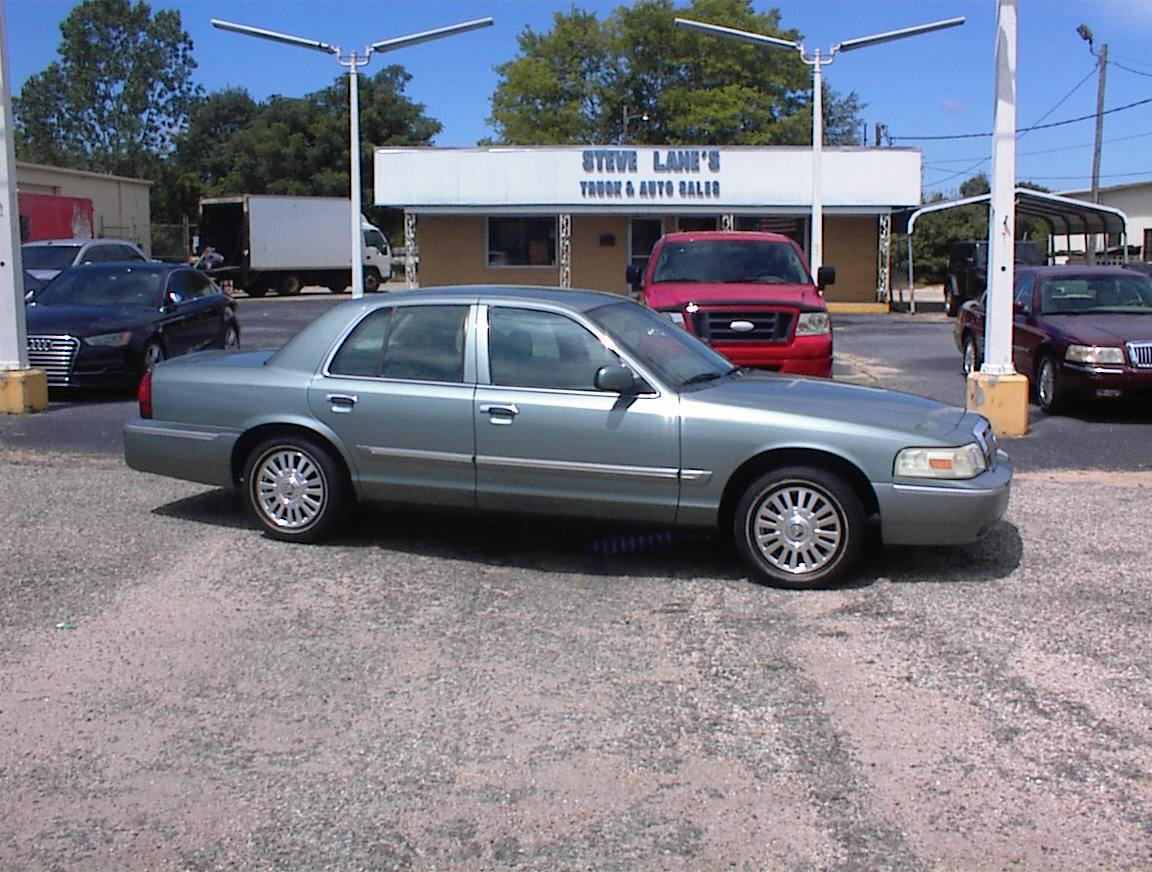 2006 MERCURY GRAND MARQUIS (CCH)