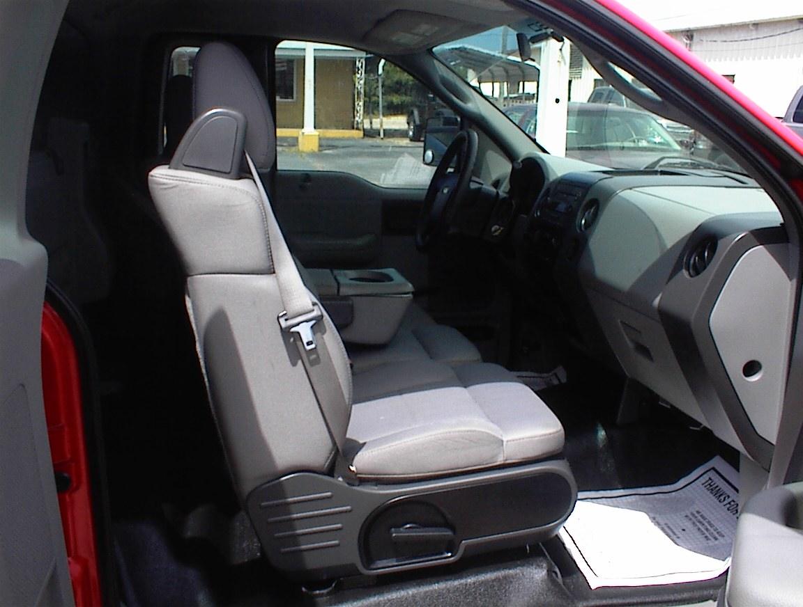 2007 FORD F150 XCB STX 2WD (2142A)