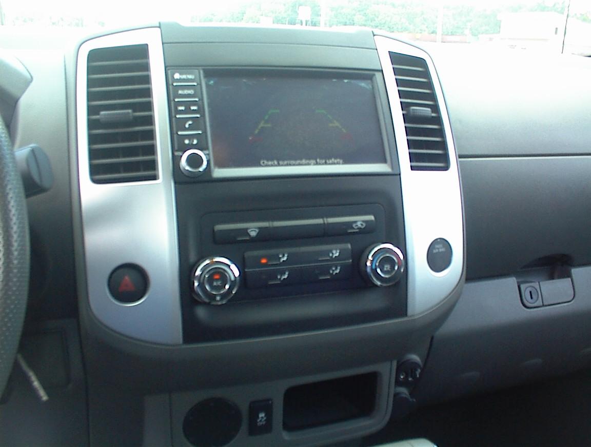 2019 NISSAN CREW CAB FRONTIER 2WD (2146)