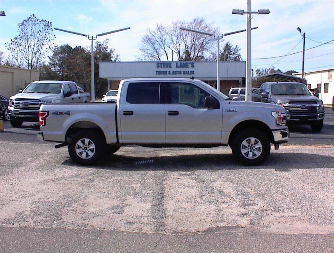 2020 F 150 CREW CAB XLT 4X4 (2175)