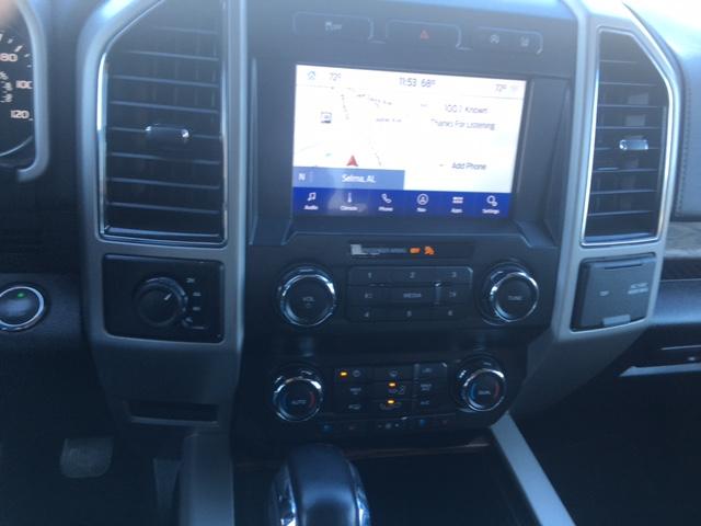 2020 FORD F150 CREW CAB LARIAT  4X4 (2189)