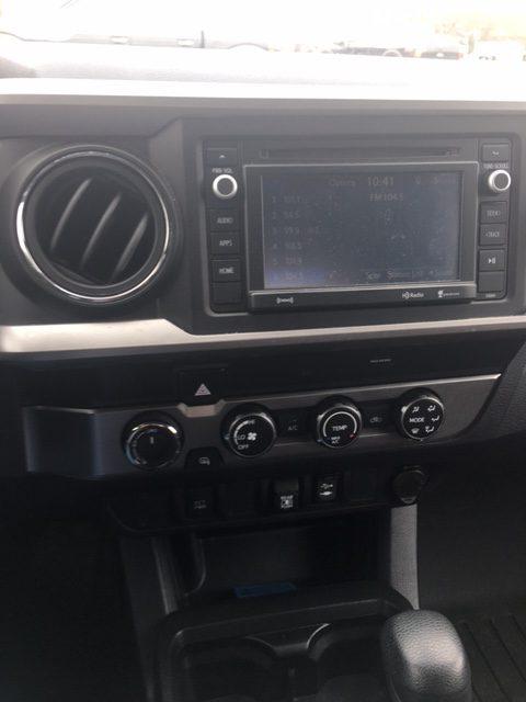 2019 TOYOTA TACOMA CREW CAB SR5 4X4 (2187C)