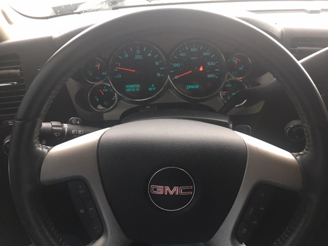 2013 GMC SIERRA SLE XCB Z71 (CCB)