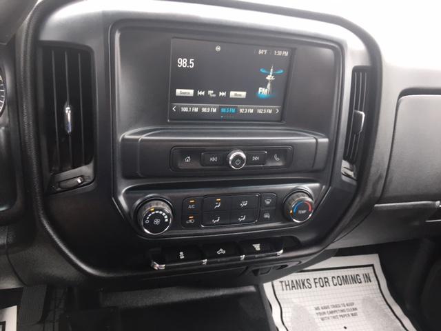2016 CHEVROLET 2500 HD 4X4 CREW CAB (CRH)