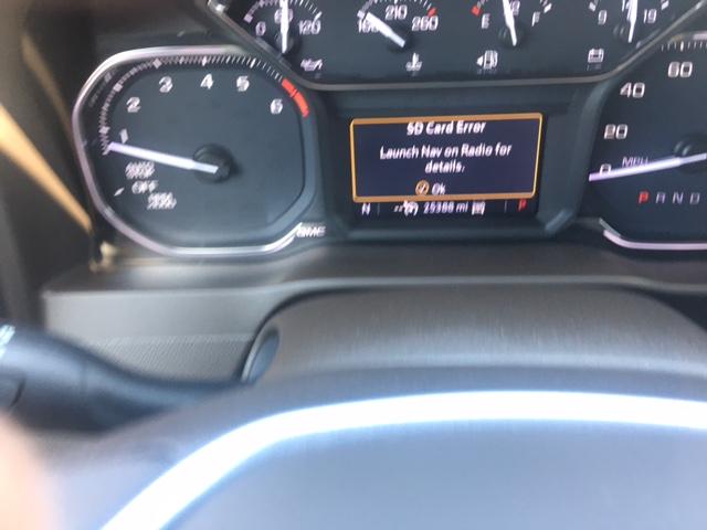 2019 GMC SIERRA SLT CREW CAB X31 (2244)