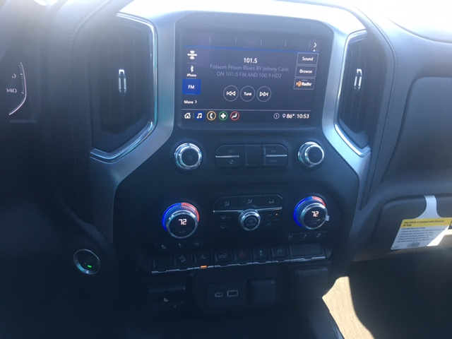2020 GMC SIERA X31 CREW CAB 4X4 (2248)