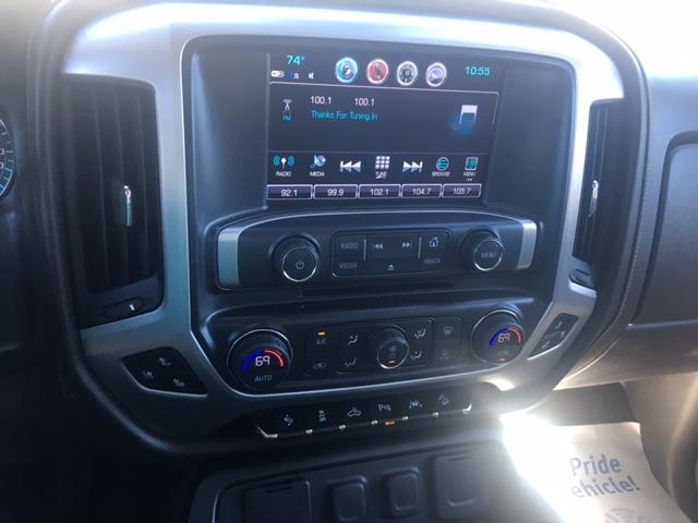 2017 GMC SIERRA SLT CREW CAB Z71 (2253)